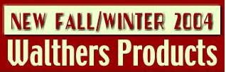 click to go to the Walthers New Products web page